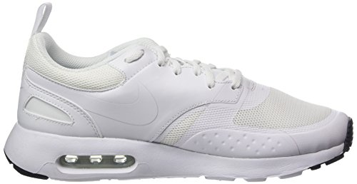 Nike Air Max Vision, Sneakers Basses Homme Blanc (White/White-Pure Gris Platinum)