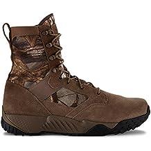 Under Armour Jungle Rat - Botas con diseño militar y táctico para hombre - 1264770-946, Realtree AP-Xtra / Uniform / Timber