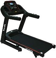 Durafit Atom 1.5 HP (2.5 HP Peak) DC Motorized Treadmill