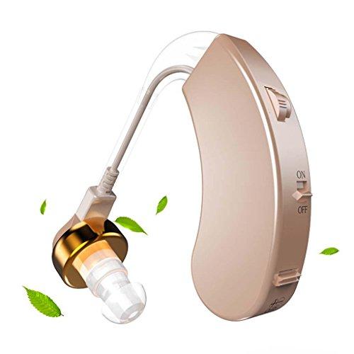 Hörgeräte drahtloses unsichtbares Ohr - Rücken ältere Kinder taub Hörgerät