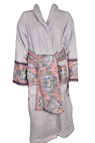 Versace size XL Bademantel bathrobe accappatoio peignoir albornoz