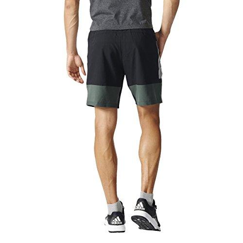 Adidas Speedbr Sh Wv, Pantaloncino Uomo negro (negro / hieuti)