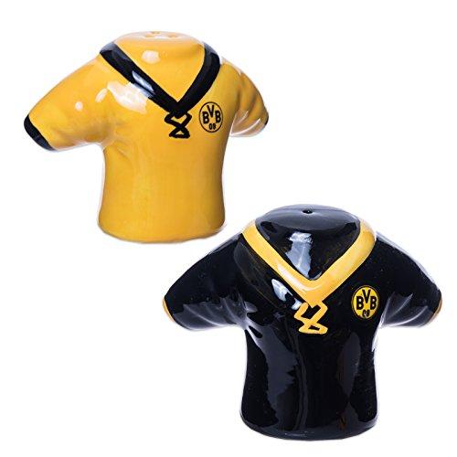BVB Borussia Dortmund - Salz- und Pfefferstreuer Trikot - Streuer Küche