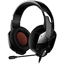 KROM NXKROMKPST - Auriculares Micro Gaming, Color Negro