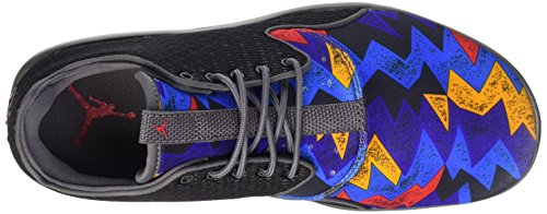 Nike Herren Jordan Eclipse Sport & Outdoorschuhe Schwarz (Black/University Red/Dark Grey/White)
