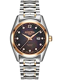 Roamer Damen-Armbanduhr Analog Quarz 203844 49 59 20