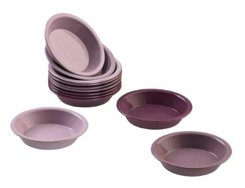 lurch-85019-molde-para-magdalenas-color-rosa
