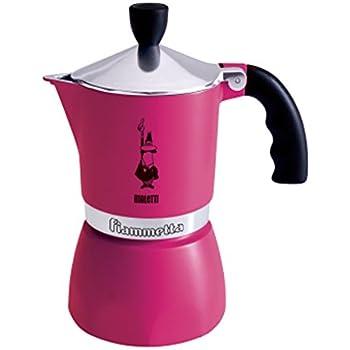 Fiammetta Fucsia - caffettiera Espresso x 3 Tazze