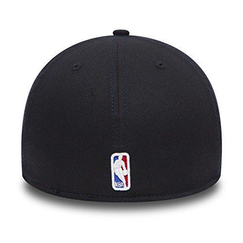 New Era NBA OKLAHOMA CITY THUNDER Team 39THIRTY Stretch Fit Cap Navy
