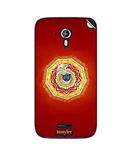 instyler SKIN STICKER FOR MICROMAX CANVAS MAGNUS A117