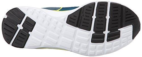 Puma Faas 500 V4 scarpa da corsa Clearwater-Coral-Sulphur