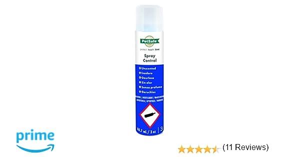 PetSafe Recharge Spray Anti-Aboiement, 300-400 jets, Formule Ecologique,  Compatible avec Collier de dressage à jet Inodore  Amazon.fr  Animalerie ca974959058