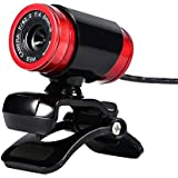 BEBIG Desktop USB 12MP HD Webcam Computer Camera W/MIC For PC Laptop