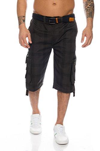 Herren Shorts - mehrere Farben ID489, Größe:XL;Farbe:Grau