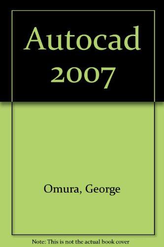 Autocad 2007 (+CD-rom) (Biblia De) por George Omura