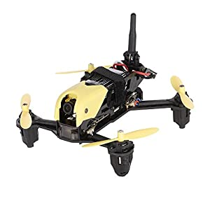 Goolsky Hubsan H122D X4 Storm 720P Camera Micro FPV Racing Drone 3D Flip RC Quadcopter with HV002 Goggle from Goolsky