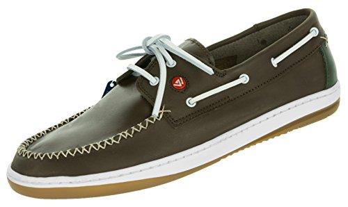 Dunkel Braun Wildleder Kinder Schuhe (Beppi Herren Lederschuhe | Schuhe Bequem Weich Dunkel-Braun| Business-Schuhe Made in Portugal | Männer Bootsschuhe Freizeitschuhe Lederhalbschuhe | Größe: 44)