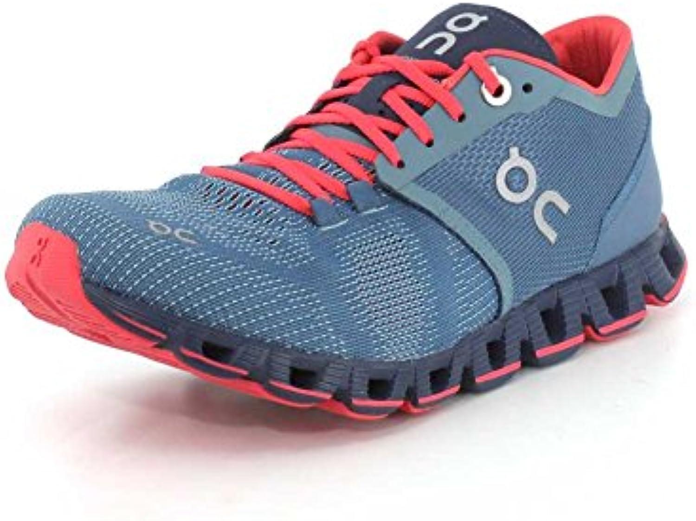 On Running Damen Cloud X Schuhe Freizeitschuhe Outdoor-Schuhe