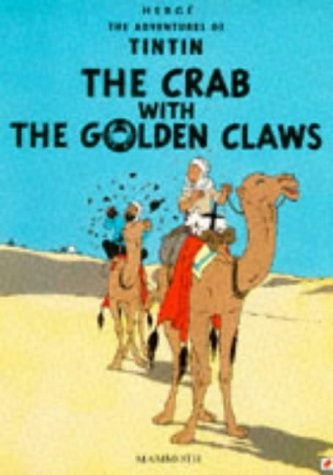 The Crab with the Golden Claws (The Adventures of Tintin) by Herge (1989-10-24)