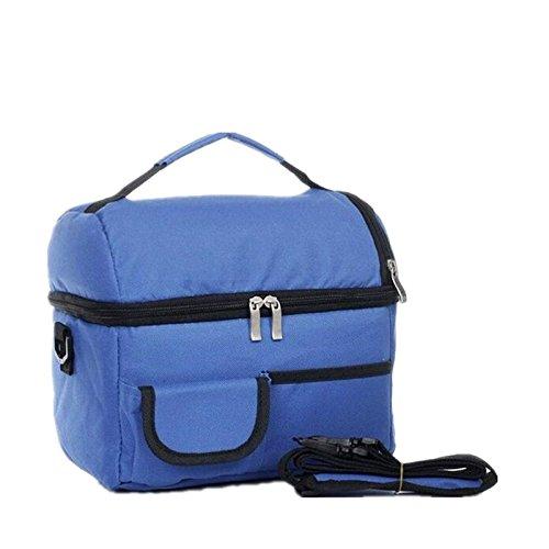 camouflage - picknick - tasche für mittag - und cooler bag lagerung von lebensmitteln alu - folie falten - mittagessen - tasche für kinder 1