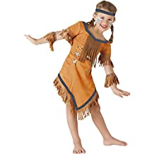 Rubie's - Disfraz de india Cherokee, para niñas, talla L (S8423-L)