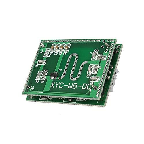 41wVm64qrNL - QXY ZYQ 5.8GHZ Módulo de Sensor de Radar de microondas Interruptor de detección Inteligente 6-9M Control de Inicio módulo