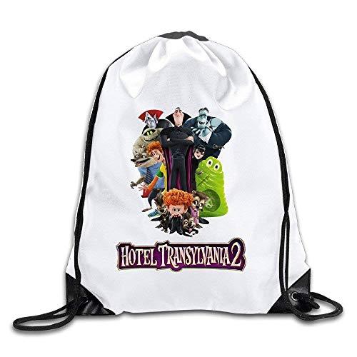 shuangshao liu 2015 Funny Movie Hotel Transylvania 2 Port Tasche Drawstring Backpack