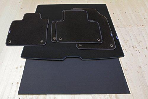 tuning-art 2919-D105 Schweden-Design Fußmatten und Kofferraummatte