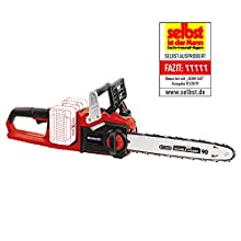 Einhell Cordless chainsaw GE-LC 36/35 Li-Solo Power X-Change (Brushless Electric Motor, Oregon Cutter rail & chain, kickback protection with instant chain brake, Supplied without Battery or Charger)