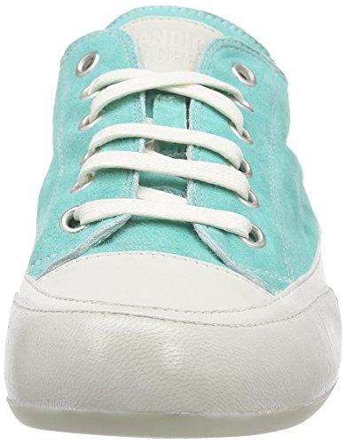 Candice Cooper - Rock.camoscio, Scarpe da ginnastica Donna Verde (Verde (menta))