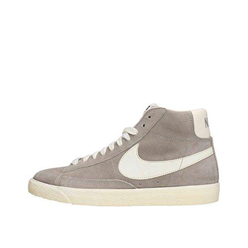 Nike Blazer Mid Prm, Herren Sneakers, Grau - grau - Größe: 37.5