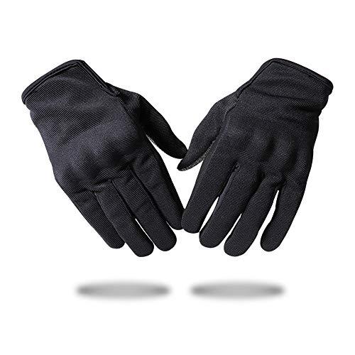 Professionelle Handschuhe Outdoor-Sportarten Wanderhandschuhe Verschleißfeste Anti-Rutsch-Schnittschutzhandschuhe Vollfingerhandschuhe Sicherheits-Werkzeugzubehör (Größe : XL)