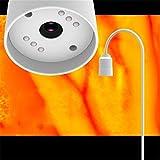 WLIXZ Vena Medica Finder Vein Viewer, Infusion Puncture Vascular Finder, Apparecchio per Imaging vascolare venoso