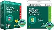 Kaspersky Internet Security for Windows (1 Device 1 Year) + Kaspersky Internet Security for Android (1 Device