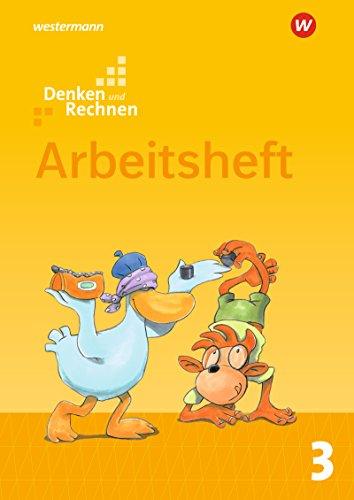 Denken und Rechnen - Allgemeine Ausgabe 2017: Arbeitsheft 3 par (Broschüre - Jan 10, 2018)