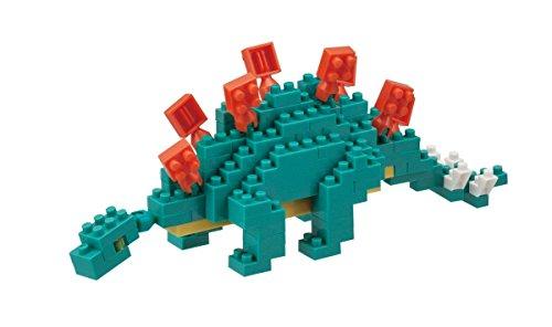 nanoblock - Puzzle 3D Dinosaurios de 240 piezas (NAN-NBC113)