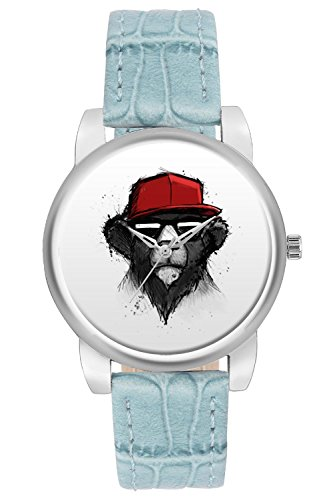 Women's Watch, BigOwl Dope Panda Table And Wrist Watch Designer Analog For Women - Gifts for her dials