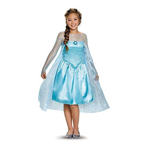 Disguise Elsa Tween Costume, Large (10-12)