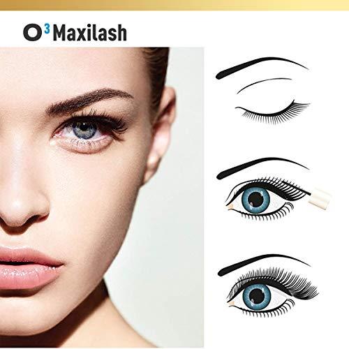 fb3c9ed0e5520a Test O³ Wimpernserum   Augenbraunserum    für lange und kräftige ...