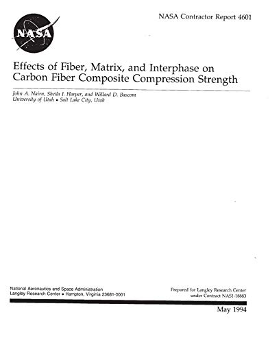 Effects of fiber, matrix, and interphase on carbon fiber composite compression strength (English Edition) -