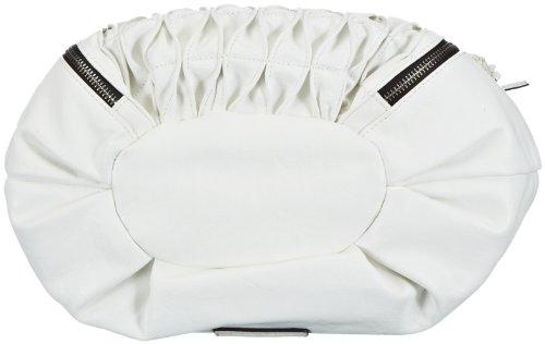 GERRY WEBER Powerful Hobo 4080002153, Damen Shopper 39x32x18 cm (B x H x T) Weiß (White 100)