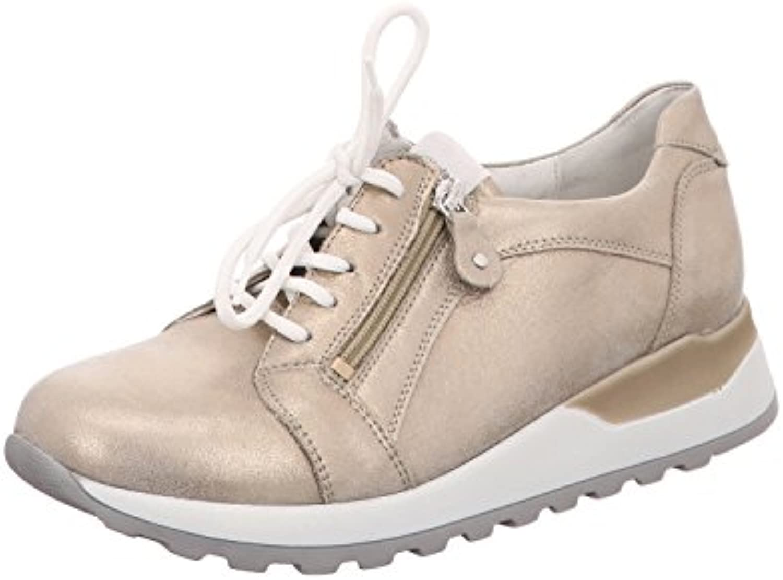 Mr.   Ms. Ms. Ms. Waldläufer 364018-401-763 Hiroko donna scarpe da ginnastica Design ricco Coloreei vivaci Elegante e solenne   elegante  a79d83