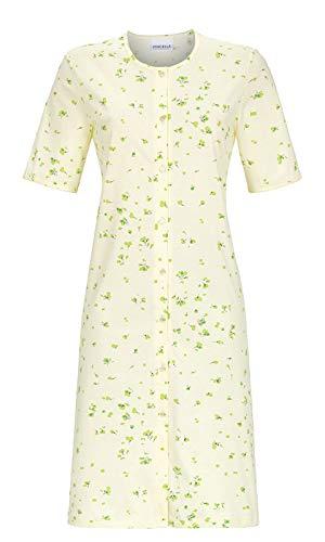 Ringella Damen Nachthemd 9211049 Zitronensorbet 100% Baumwolle Gr. 50 XL