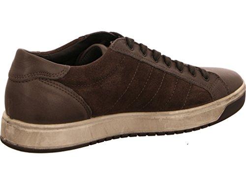 IGI&Co  6714300-usv-16714, Chaussures de ville à lacets pour homme grigio/grigio