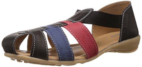 BATA Women's Felix Blue Fashion Sandals - 7 UK/India (40 EU) (5519399)