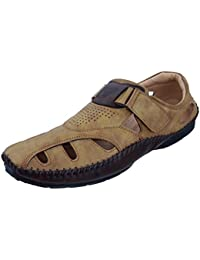 Marshal Men's Multi Color Big Size Casual Sandals Loafers Shoes