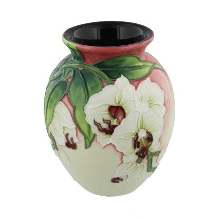 Old Tupton Ware Morning Orchid Small Vase
