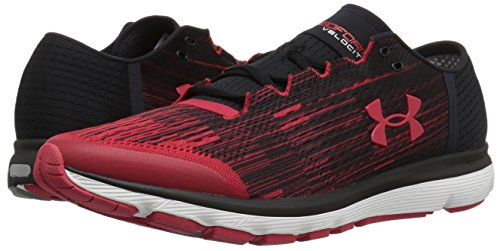 Under Armour – Scarpe da corsa RED / BLACK / RED