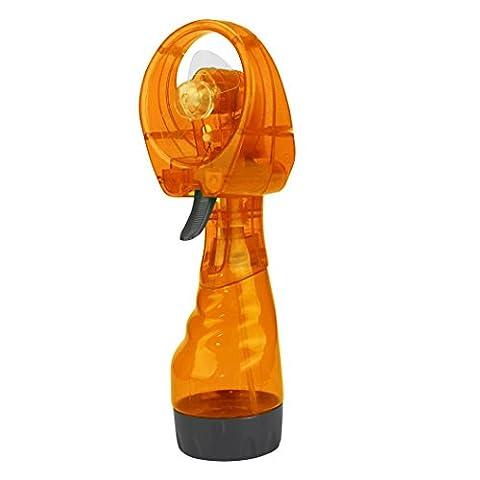 Hunpta manuel portable Mini Air Conditioner Cooler ventilateur Vaporisateur Rechargeable