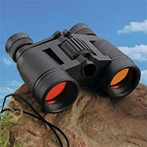 4X30 Rubberized Sport Binoculars with soft case and cleaning cloth
